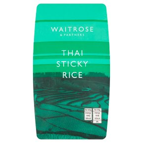 Waitrose Thai Sticky Rice