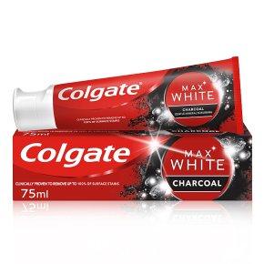 Colgate Max White Charcoal