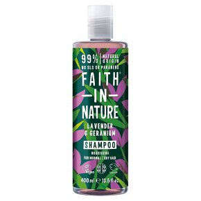 Faith in Nature Lavender Shampoo