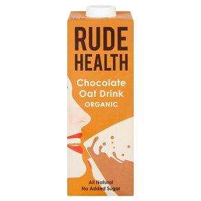 Rude Health Organic Chocolate Oat Drink
