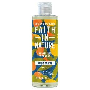Faith in Nature Grapefruit Body Wash