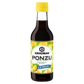 Kikkoman Ponzu Lemon Soy Sauce