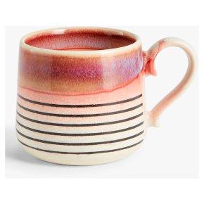 John Lewis Reactive Small Mug Sunset