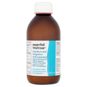 Essential Heartburn & Indigestion Relief