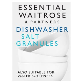 Essential Dishwasher Salt Granules