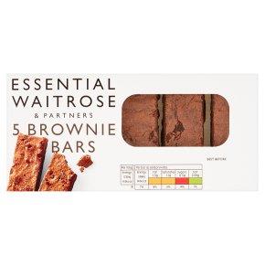 Essential 5 Brownie Bars