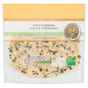 Waitrose Cauliflower & Kale Couscous