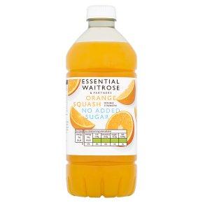 Essential Orange Squash No Added Sugar