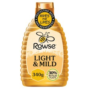 Rowse Light & Mild Honey