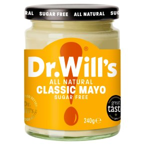 Dr Will's Classic Mayonnaise
