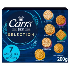 Carr's Biscuit Selection Box