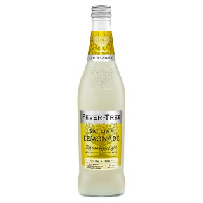 Fever-Tree Refreshingly Light Sicilian Lemonade