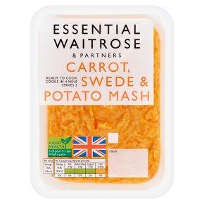 Essential Carrot, Swede & Potato Mash