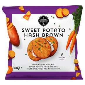 Strong Roots Sweet Potato Hash Browns