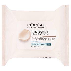 L'Oréal Fine Flowers Cleansing Wipes