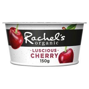 Rachel's Organic Luscious Cherry Yogurt