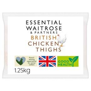 Essential British Chicken Thighs
