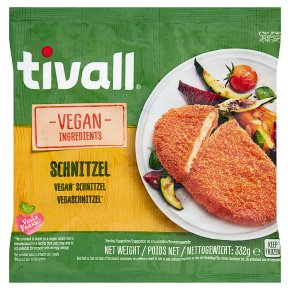 Tivall Vegan Ingredients Schnitzel