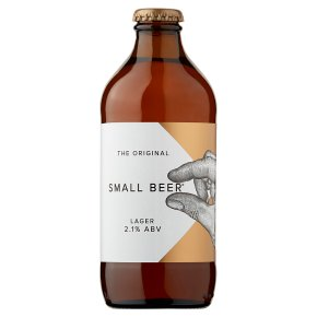 Small Beer Lager
