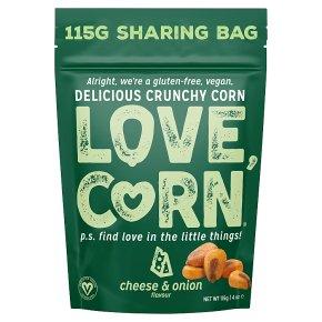 LOVE CORN Cheese & Onion Crunchy Corn