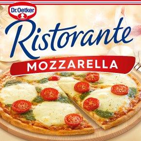 Dr. Oetker Mozzarella Ristorante Pizza