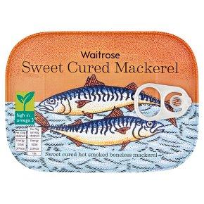 Waitrose Sweet Cured Mackerel