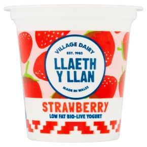 Village Dairy Low Fat Yogurt Strawberry