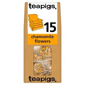 Teapigs Chamomile Flowers 15 Tea Temples