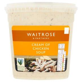 Waitrose Cream of Chicken Soup