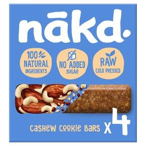 Nákd cashew cookie