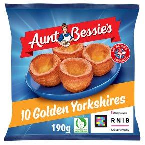 Aunt Bessie's 10 Golden Yorkshires