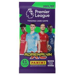 Premier League Adrenalyn 21/22 Trading Cards