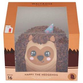 Waitrose Happy the Hedgehog Cake