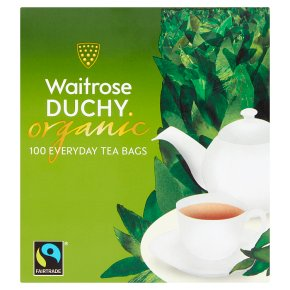 Waitrose Duchy Everyday Tea 100 Tea Bags