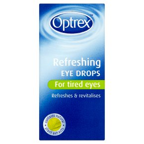 Optrex Refreshing Eye Drops Tired Eyes