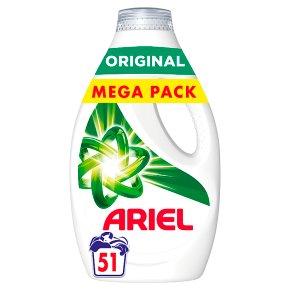 Ariel Liquid Original 54 washes