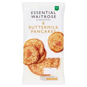 Waitrose 8 buttermilk pancakes
