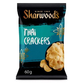 Sharwood's Thai Crackers