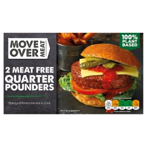 Move Over Meat 2 Meat Free Revolution Burgers