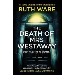 Death of Mrs Westway Ruth Ware