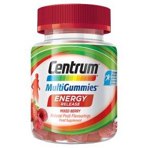 Centrum MultiGummies Energy Release