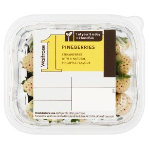 Waitrose Pineberry