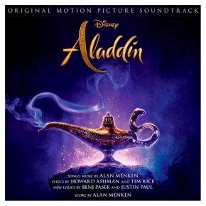 CD Aladdin OST