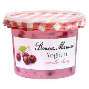 Bonne Maman Morello Cherry Yoghurt