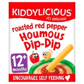 Kiddylicious Pepper Houmous Dip-Dip