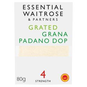 Essential Grana Padano DOP Grated