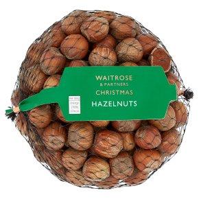 Waitrose Christmas Hazelnuts