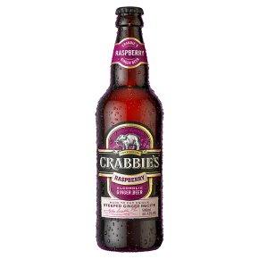 Crabbie's Raspberry Alcoholic Ginger Beer