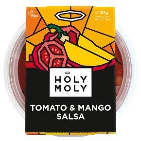 Holy Moly Tomato & Mango Salsa
