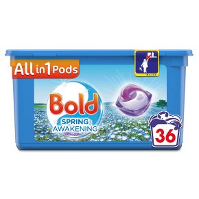 Bold All-in-1 Pods Spring Awakening with Lenor 36 Washes